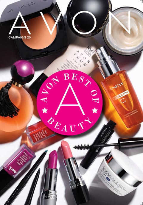 Avon Campaign 20 The Best of Beauty - Shirl's Glitz & Glam